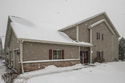 Grafton Condo/Townhouse Active Contingent With Offer: 2049 Pine Ridge Ct #G