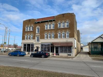 Milwaukee Commercial Active Contingent With Offer: 1540 W Fond Du Lac Ave