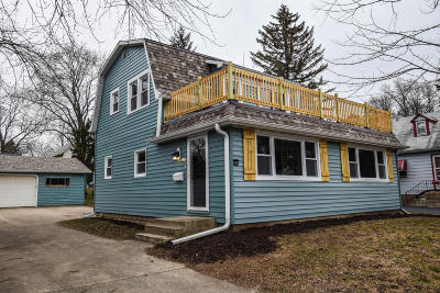 Thiensville  Single Family Home For Sale: 217 S Highland Ave