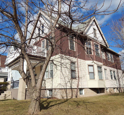Milwaukee Two Family Home For Sale: 2502 N Oakland Ave #2504