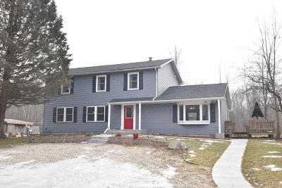 Slinger, Town Of Polk Single Family Home For Sale: 4657 County Road Nn