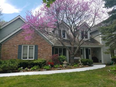 Ozaukee County Single Family Home For Sale: 10621 N Riverlake Ct