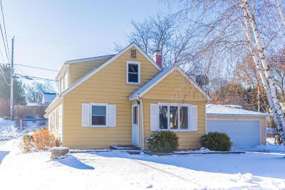 West Bend Single Family Home Active Contingent With Offer: 1235 Alder #St