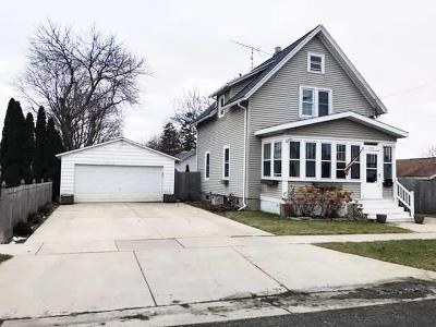Watertown Single Family Home For Sale: 507 W Madison St