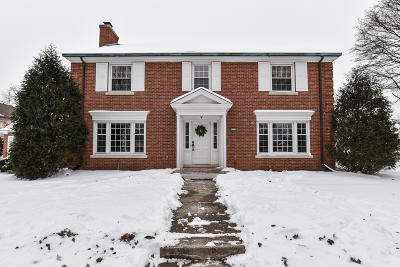 Milwaukee Single Family Home Active Contingent With Offer: 2800 N Emery Ave