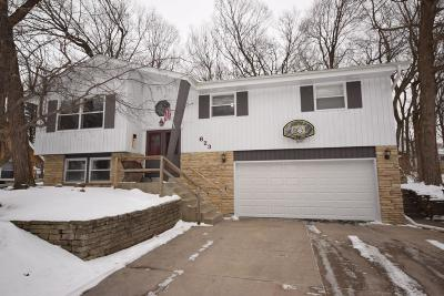 West Bend Single Family Home Active Contingent With Offer: 623 Bender Rd