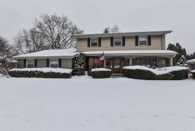 Greendale WI Single Family Home Active Contingent With Offer: $350,000