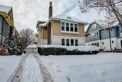 Shorewood WI Two Family Home For Sale: $375,000