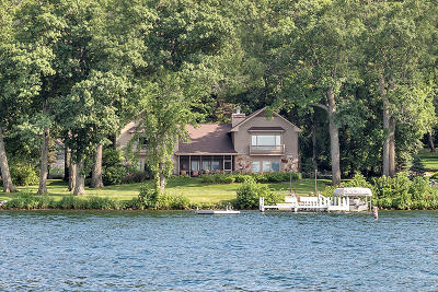 Lake Geneva Single Family Home Active Contingent With Offer: W4446 Basswood Dr