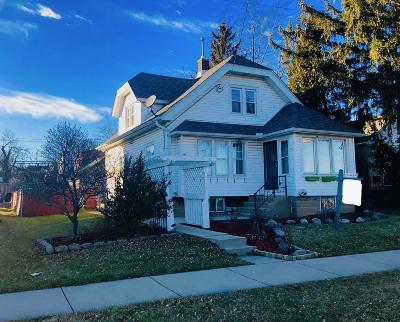 Greenfield Single Family Home Active Contingent With Offer: 3509 S 43rd St