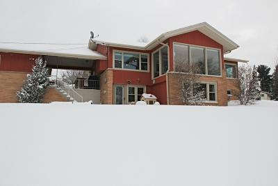 Greendale Single Family Home Active Contingent With Offer: 5701 Forest Ct