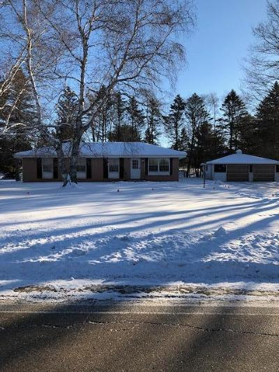 West Bend Single Family Home Active Contingent With Offer: 6184 W Scenic Dr