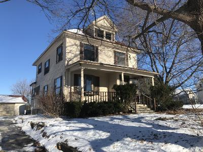 Plymouth Single Family Home For Sale: W4036 County Road A North