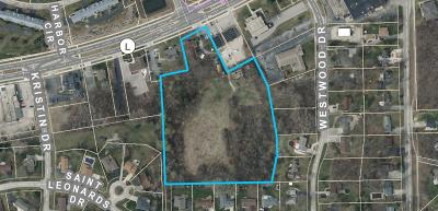 Muskego Residential Lots & Land Active Contingent With Offer: S76w17501 Janesville Rd