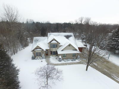 Racine County Single Family Home Active Contingent With Offer: 1303 Robin Ln