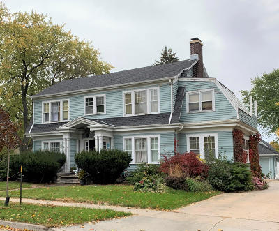 Plymouth Single Family Home For Sale: 321 N Milwaukee St
