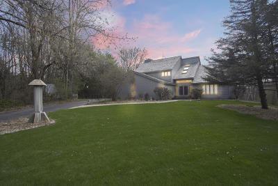 West Bend Single Family Home For Sale: 5209 Little Cedar Ln