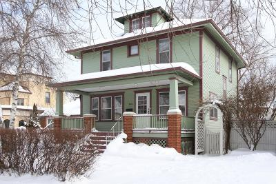 Kenosha Single Family Home Active Contingent With Offer: 3913 8th Ave