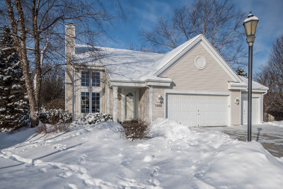Waukesha Single Family Home Active Contingent With Offer: 1006 Woodglen Ct