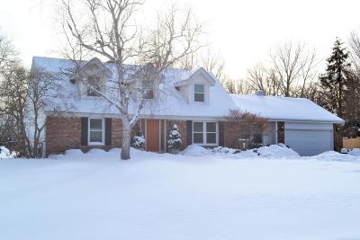 Racine Single Family Home Active Contingent With Offer: 3043 Fenceline Rd