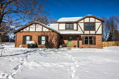Saukville Single Family Home Active Contingent With Offer: 130 Friendship Ln