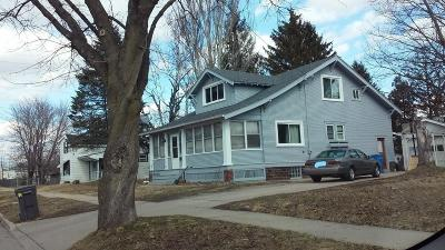Watertown Single Family Home For Sale: 1121 River Dr