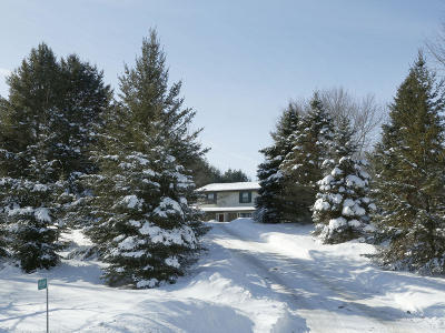Mukwonago Single Family Home Active Contingent With Offer: N9349 Woodfield Ct