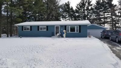 Hartland Single Family Home Active Contingent With Offer: N78w29179 Flynn Rd