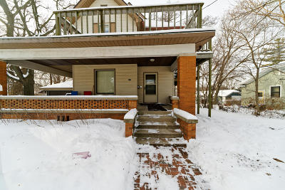 Waukesha Multi Family Home Active Contingent With Offer: 432 Barstow St NW