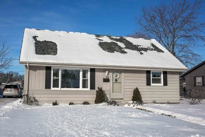 Sheboygan Falls Single Family Home Active Contingent With Offer: 142 Shelly Dr