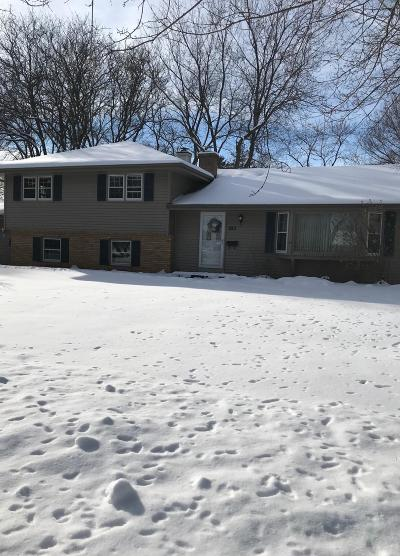 Hartland Single Family Home Active Contingent With Offer: 223 Hazel Ln