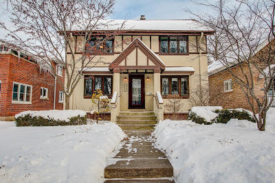 Shorewood Single Family Home Active Contingent With Offer: 4150 N Farwell Ave