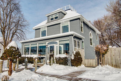Ozaukee County Single Family Home Active Contingent With Offer: 313 W Main St