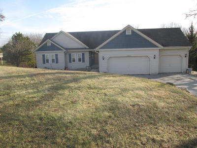 Waukesha Single Family Home Active Contingent With Offer: S28w30753 Wild Berry Ln