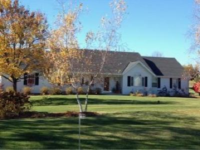 Hartland Single Family Home For Sale: W301n6559 Lillian Dr