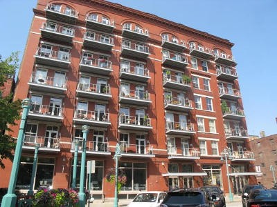 Milwaukee Condo/Townhouse For Sale: 191 N Broadway #204
