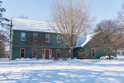 Mequon Single Family Home Active Contingent With Offer: 12845 N West Shoreland Dr