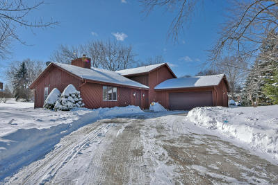New Berlin Single Family Home Active Contingent With Offer: 14995 W Vera Cruz Ct