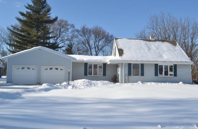 Muskego Single Family Home Active Contingent With Offer: W184s6621 Jewel Crest Dr