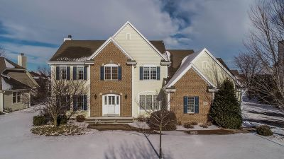 Oconomowoc Single Family Home Active Contingent With Offer: 1844 Springhouse Dr