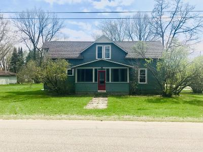 Trempealeau Single Family Home For Sale: 24191 6th St