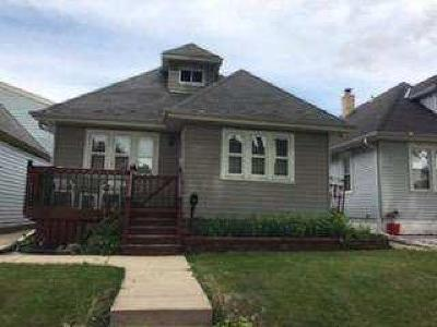 West Allis Single Family Home Active Contingent With Offer: 2116 S 70th St