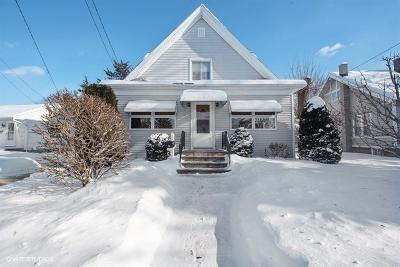Single Family Home Sold: 110 N German St