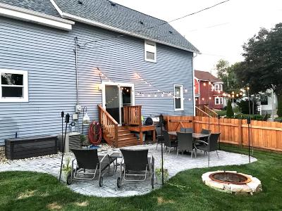Milwaukee Single Family Home Active Contingent With Offer: 2253 S Winchester St