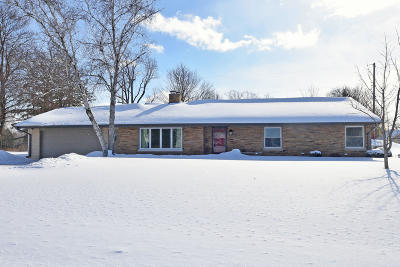 Thiensville Single Family Home Active Contingent With Offer: 732 Riverview Dr