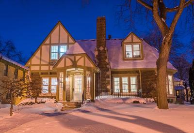 Single Family Home For Sale: 6216 Washington Cir
