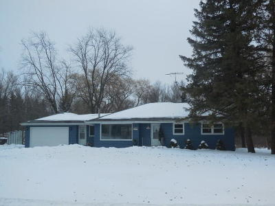 Menomonee Falls Single Family Home Active Contingent With Offer: N80w18091 Custer Ln