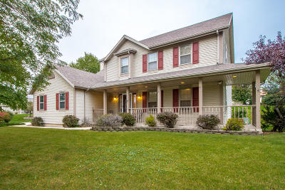 Muskego Single Family Home Active Contingent With Offer: S96w12768 Champions Dr