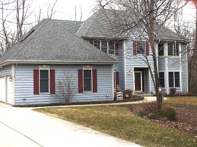 Waukesha County Single Family Home For Sale: 17720 Lucy Cir