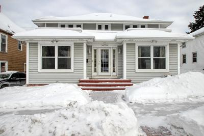 Waukesha Single Family Home Active Contingent With Offer: 436 Wisconsin Ave
